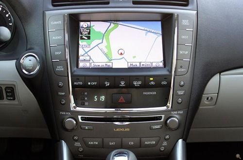 Lexus Touch Screen Repair for IS RX ES GS and Toyota Prius in Miami