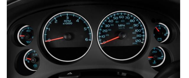 2005 cavalier gauge cluster problems